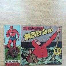Tebeos: EL HOMBRE ENMASCARADO (1952) #26. Lote 191735016