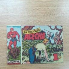Tebeos: EL HOMBRE ENMASCARADO (1952) #19. Lote 191735035