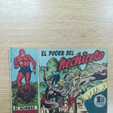 Tebeos: EL HOMBRE ENMASCARADO (1952) #16. Lote 191735036