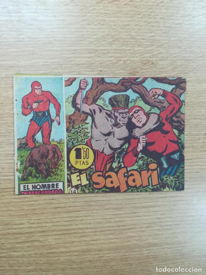 EL HOMBRE ENMASCARADO (1952) #18 (Tebeos y Comics - Hispano Americana - Hombre Enmascarado)