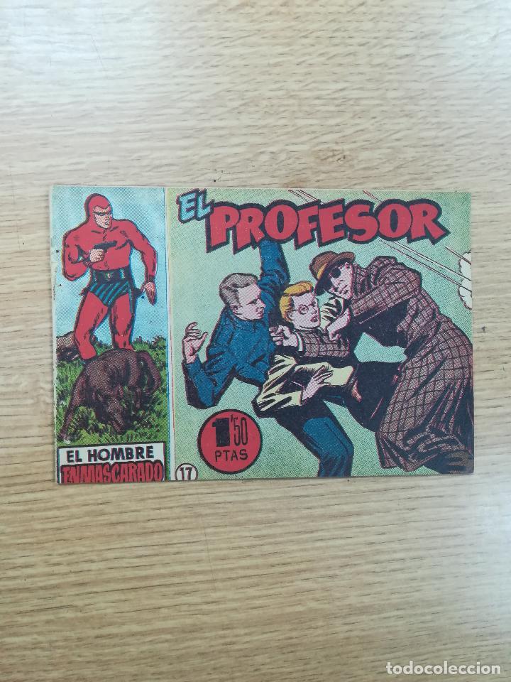 EL HOMBRE ENMASCARADO (1952) #17 (Tebeos y Comics - Hispano Americana - Hombre Enmascarado)