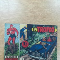 Tebeos: EL HOMBRE ENMASCARADO (1952) #13. Lote 191735052