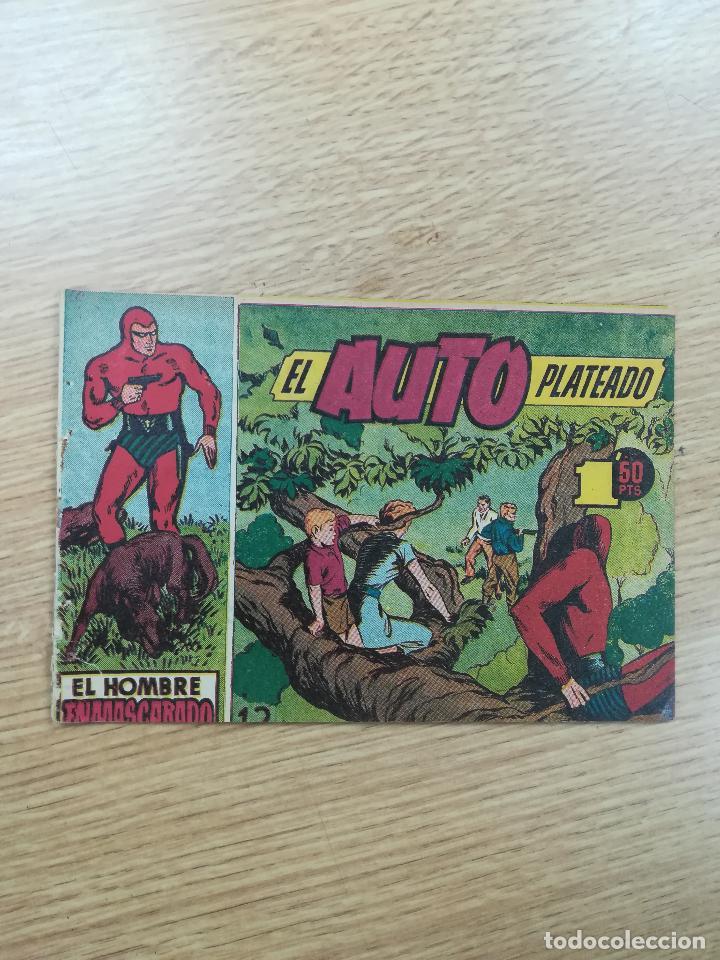 EL HOMBRE ENMASCARADO (1952) #12 (Tebeos y Comics - Hispano Americana - Hombre Enmascarado)