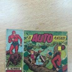 Tebeos: EL HOMBRE ENMASCARADO (1952) #12. Lote 191735057