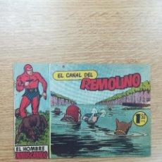 Tebeos: EL HOMBRE ENMASCARADO (1952) #8. Lote 191735072