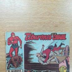 Tebeos: EL HOMBRE ENMASCARADO (1952) #10. Lote 191735081
