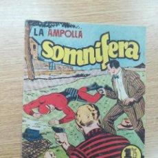 Tebeos: AVENTURA DEL HOMBRE ENMASCARADO #28 (1949). Lote 191735286