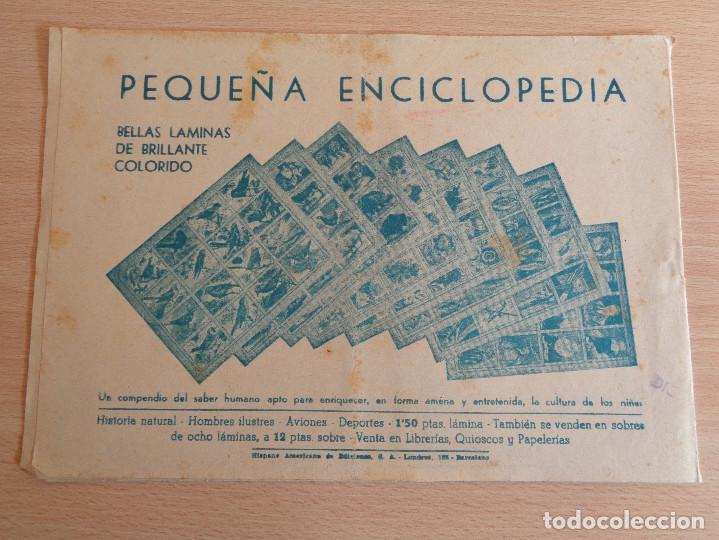 Tebeos: Juan Centella núm. 6. Los ïdolos de Oro. Original. Edita Hispano Americana 1955. 1,25 ptas - Foto 2 - 191921778