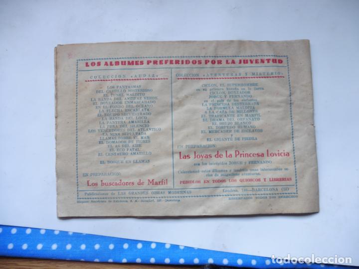 Tebeos: JUAN CENTELLA EL CRUCERO DE LOS MILLONARIOS ORIGINAL - Foto 2 - 192116090