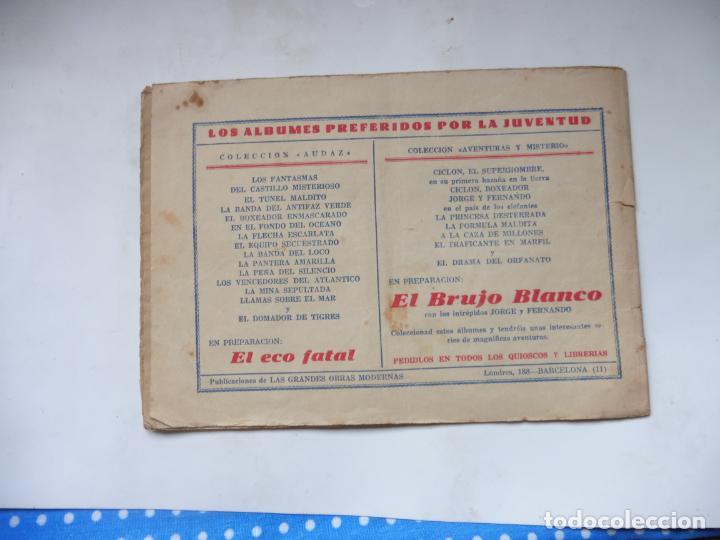 Tebeos: JUAN CENTELLA EL AS DEL AIRE ORIGINAL - Foto 2 - 192116195