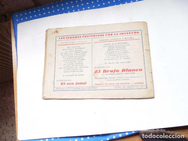 Tebeos: JUAN CENTELLA EL AS DEL AIRE ORIGINAL - Foto 4 - 192116195