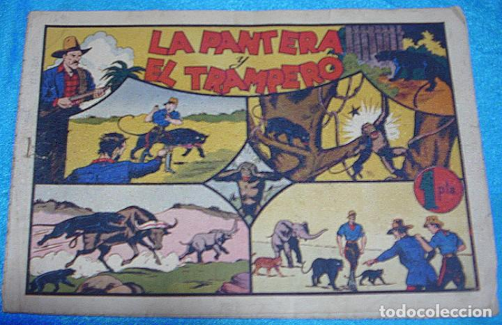 JORGE Y FERNANDO Nº 31, H. AMERICANA 1940,ORIGINAL.- LEER TODO Y VER FOTOS (Tebeos y Comics - Hispano Americana - Jorge y Fernando)