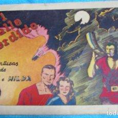 Tebeos: RAY DE ASTUR, Nº 5 EL VALLE PERDIDO H. AMERICANA 1943,ORIGINAL- LEER Y VER FOTOS. Lote 192145547