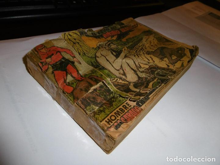 Tebeos: EL HOMBRE ENMASCARADO. 19 CÓMICS AVENTURAS AÑO 1952, HISPANO AMERICANA EDICIONES, BARCELONA. - Foto 10 - 192297575