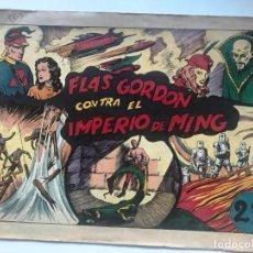 Tebeos: FLAS GORDON CONTRA EL IMPERIO MING EDICIONES HISPANO AMERICANA. Lote 192376421