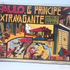 Tebeos: PAULO. EL PRINCIPE EXTRAVAGANTE. MERLIN EL REY DE LA MAGIA. Lote 192376820
