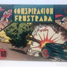 Tebeos: CICLON. CONSPIRACION FUSTRADA Nº 4 . HISPANO AMERICANA SUPERMAN. Lote 192437298