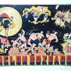 Tebeos: CICLON BOXEADOR NUM 2 SUPERMAN. Lote 192453257