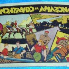 Tebeos: JUAN Y LUIS Nº 3 REMONTANDO EL AMAZONAS ,ORIGINAL BUEN ESTADO- LEER Y VER FOTOS. Lote 192629738