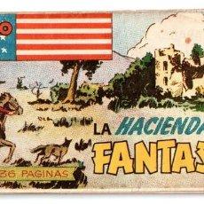 Tebeos: Nº 42 EL PEQUEÑO SHERIFF (HISPANO AMERICANA 1948). CUADERNOS ORIGINALES. Lote 192845202