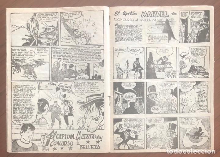 Tebeos: EL CAPITÁN MARVEL 4 (H.AMERICANA 1960) ORIGINAL EN BUEN ESTADO - Foto 3 - 193630890