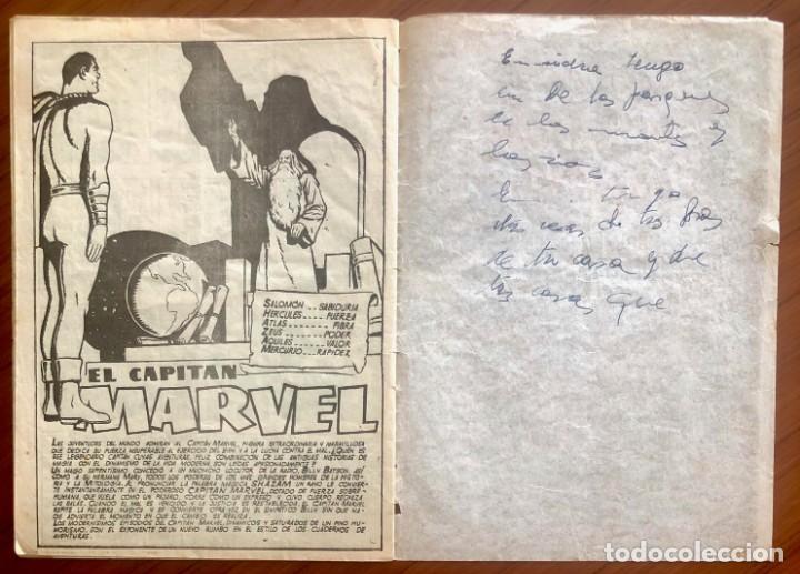Tebeos: EL CAPITÁN MARVEL 4 (H.AMERICANA 1960) ORIGINAL EN BUEN ESTADO - Foto 4 - 193630890