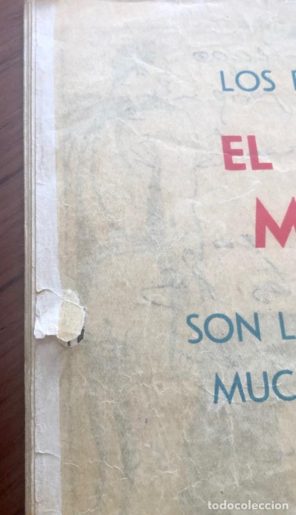 Tebeos: EL CAPITÁN MARVEL 4 (H.AMERICANA 1960) ORIGINAL EN BUEN ESTADO - Foto 6 - 193630890