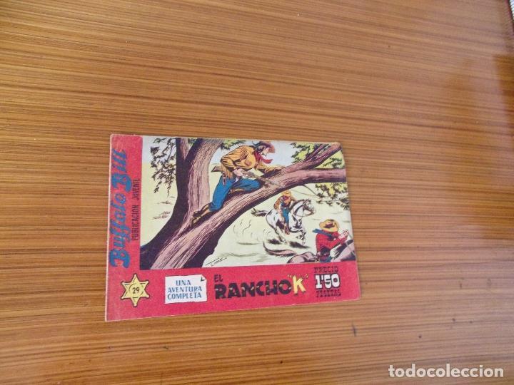 BUFFALO BILL Nº 29 EDITA HISPANO AMERICANA (Tebeos y Comics - Hispano Americana - Otros)