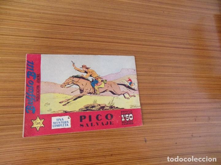 BUFFALO BILL Nº 30 EDITA HISPANO AMERICANA (Tebeos y Comics - Hispano Americana - Otros)