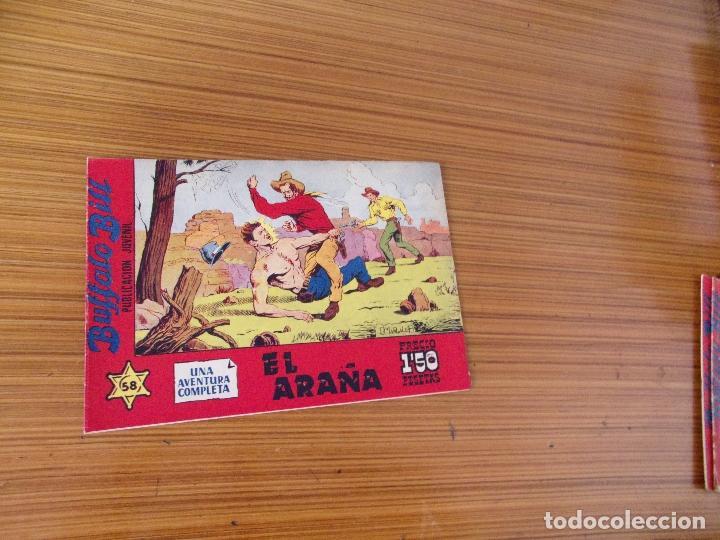BUFFALO BILL Nº 58 EDITA HISPANO AMERICANA (Tebeos y Comics - Hispano Americana - Otros)