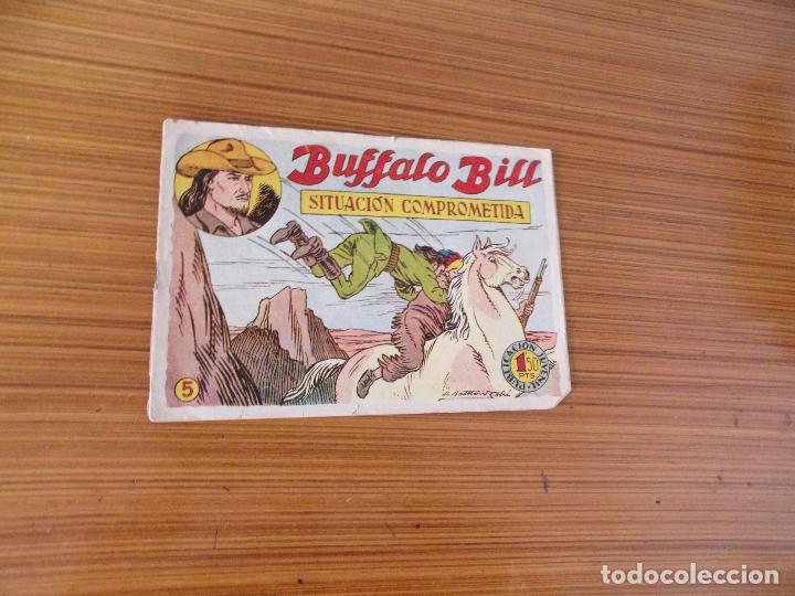 BUFFALO BILL Nº 5 EDITA HISPANO AMERICANA (Tebeos y Comics - Hispano Americana - Otros)