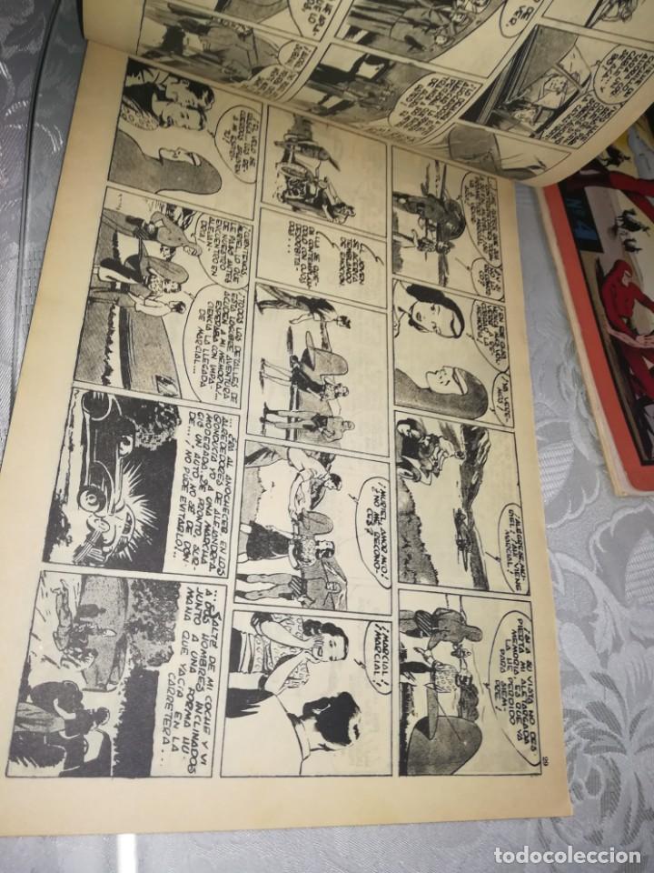 Tebeos: LOTE DE 5 COMIC EL HOMBRE ENMASCARADO DEL NUMERO 1 AL NUMERO 5 HISPANO AMERICANA MIREN FOTOS - Foto 5 - 194105193