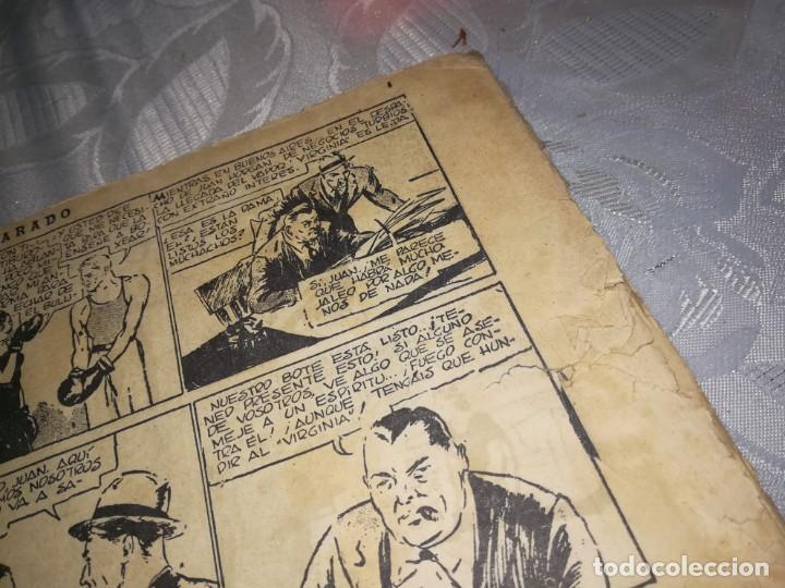 Tebeos: LOTE DE 5 COMIC EL HOMBRE ENMASCARADO DEL NUMERO 1 AL NUMERO 5 HISPANO AMERICANA MIREN FOTOS - Foto 6 - 194105193