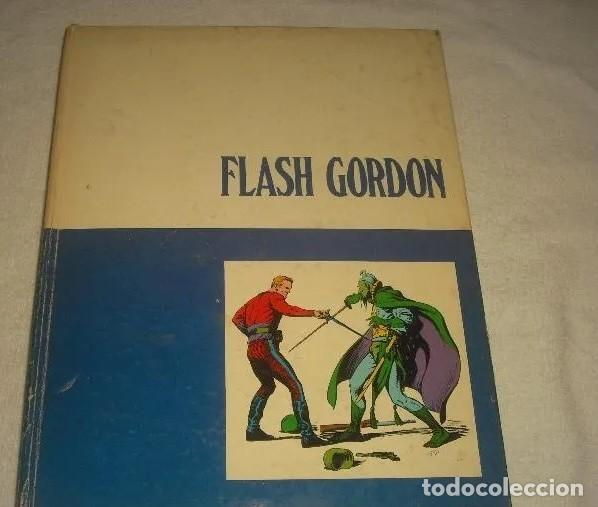TOMO 2 DE LA COLECCIÓN DE BURU LAND (1971) DE FLASH GORDON. (Tebeos y Comics - Hispano Americana - Flash Gordon)