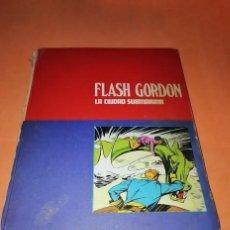 Tebeos: TOMO 4 DE LA COLECCIÓN DE BURU LAND (1971) DE FLASH GORDON.. Lote 194143843