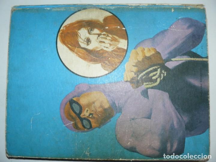 Tebeos: EL HOMBRE ENMASCARADO - PIRATAS MODERNOS - TOMO 7 BURU LAN EDICIONES 9 EPISODIOS 1973 - Foto 4 - 194145113