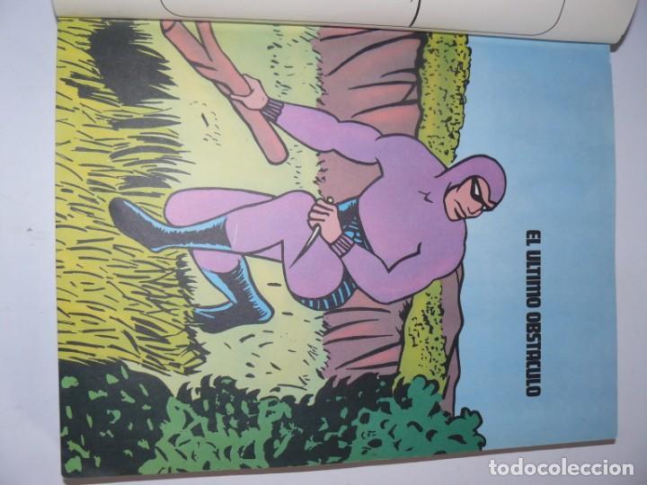 Tebeos: EL HOMBRE ENMASCARADO - PIRATAS MODERNOS - TOMO 7 BURU LAN EDICIONES 9 EPISODIOS 1973 - Foto 7 - 194145113