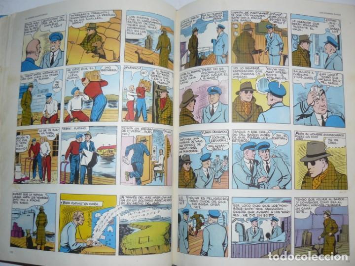 Tebeos: EL HOMBRE ENMASCARADO - PIRATAS MODERNOS - TOMO 7 BURU LAN EDICIONES 9 EPISODIOS 1973 - Foto 10 - 194145113