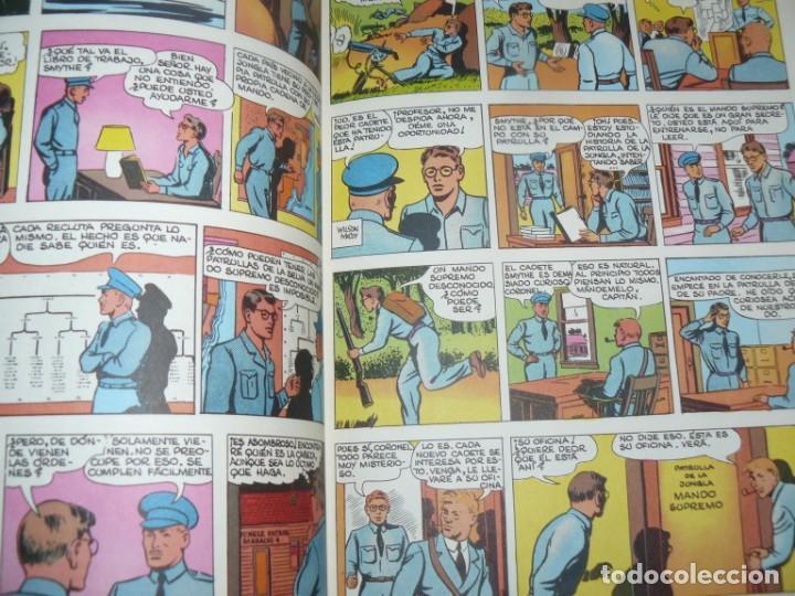 Tebeos: EL HOMBRE ENMASCARADO - PIRATAS MODERNOS - TOMO 7 BURU LAN EDICIONES 9 EPISODIOS 1973 - Foto 14 - 194145113