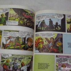 Tebeos: VOLUMEN 5 EN BUEN ESTADO DE LA COLECCIÓN DE BURU LAND (1971) DE FLASH GORDON.. Lote 194145130