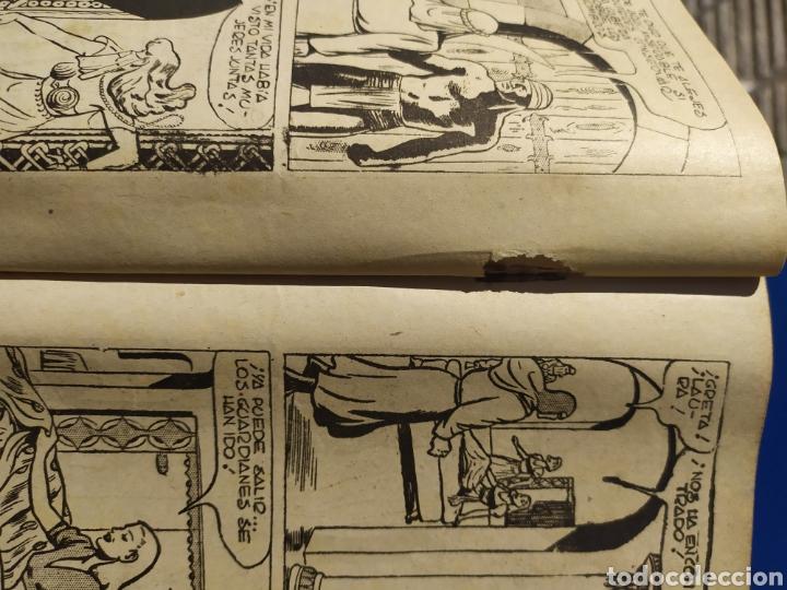 Tebeos: El Hombre Enmascarado n 7- Hispano Americana - Album rojo - Foto 3 - 194184415