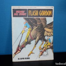 Tebeos: HEROES DEL COMIC FLASH GORDON- N-34. Lote 194186298