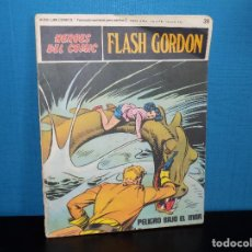 Tebeos: HEROES DEL COMIC FLASH GORDON- N-38. Lote 194186403