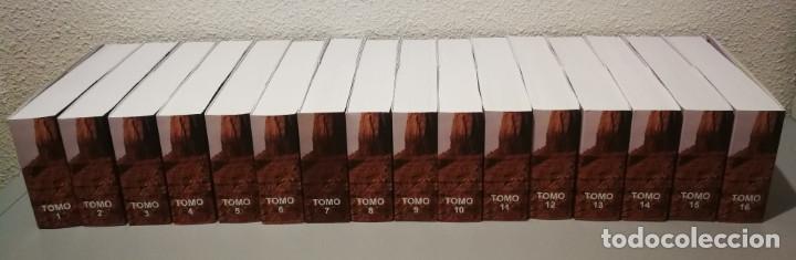 Tebeos: EL PEQUEÑO SHERIFF - COLECCIÓN COMPLETA Y FACSIMILAR (270 Tebeos de 36 pp.en 16 tomos ) - Foto 3 - 194215896