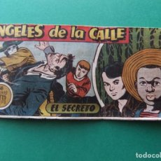 Tebeos: ANGELES DE LA CALLE Nº 14 HISPANO AMERICANA. Lote 194299326