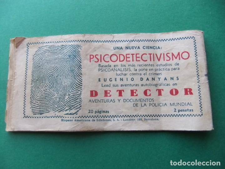 Tebeos: ANGELES DE LA CALLE Nº 14 HISPANO AMERICANA - Foto 2 - 194299326