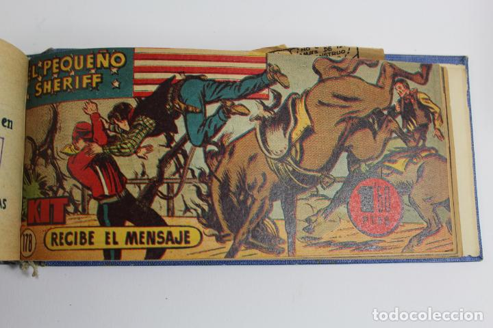 Tebeos: COM-194.PEQUEÑO SHERIFF. 3 TOMOS . FINAL AÑOS 40. SE ESPECIFICAN NUMEROS DE TOMO. HISPANO AMERICANA. - Foto 10 - 194351742