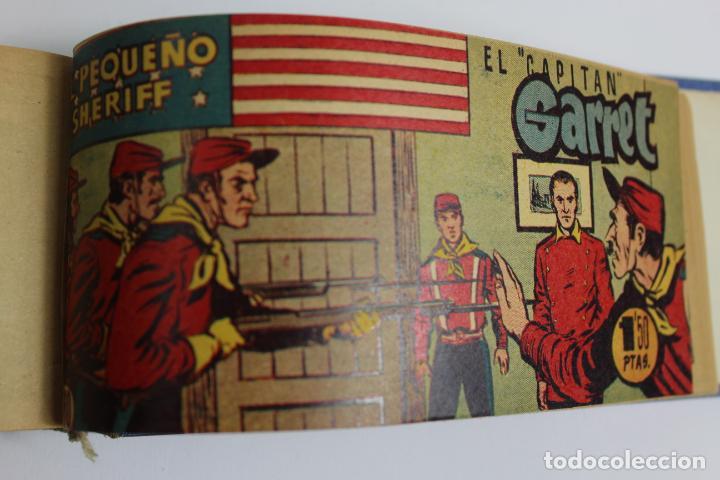 Tebeos: COM-194.PEQUEÑO SHERIFF. 3 TOMOS . FINAL AÑOS 40. SE ESPECIFICAN NUMEROS DE TOMO. HISPANO AMERICANA. - Foto 11 - 194351742