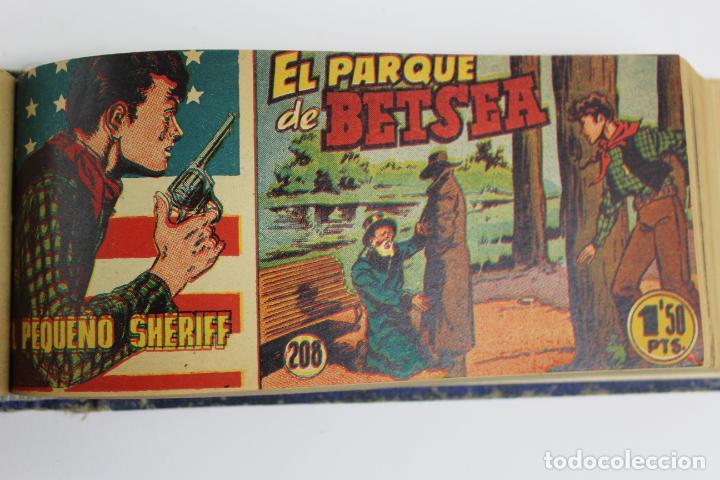 Tebeos: COM-194.PEQUEÑO SHERIFF. 3 TOMOS . FINAL AÑOS 40. SE ESPECIFICAN NUMEROS DE TOMO. HISPANO AMERICANA. - Foto 15 - 194351742