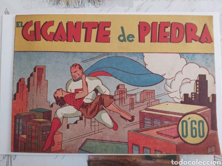 CICLÓN EL SÚPER HÉROE SUPERMAN ORIGINAL AÑOS 40 (Tebeos y Comics - Hispano Americana - Otros)